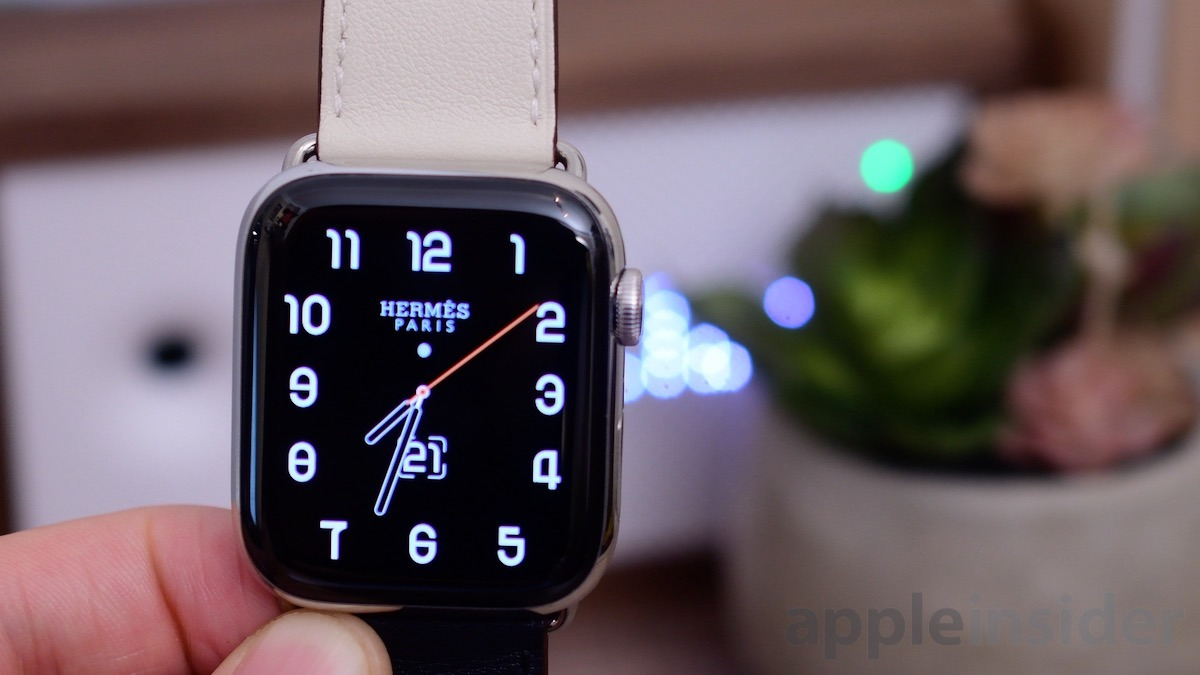 Apple Watch Series 4 Herms
