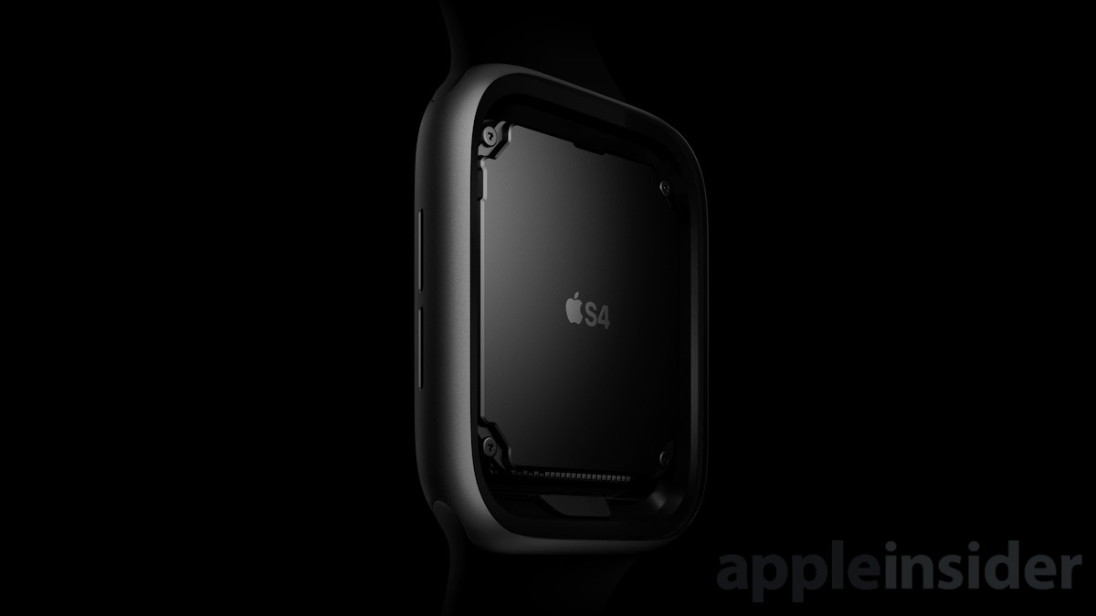 Apple Watch S4 Chip