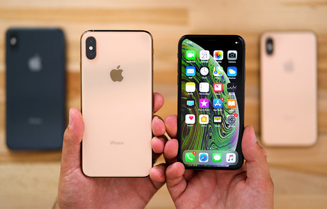 Storage increases in iPhone XS offers high profits to ...