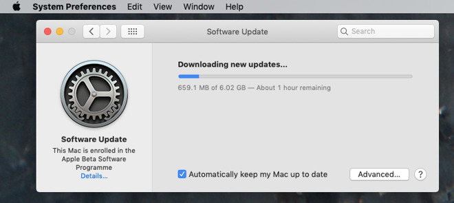 How to make a bootable, external macOS Mojave install disk