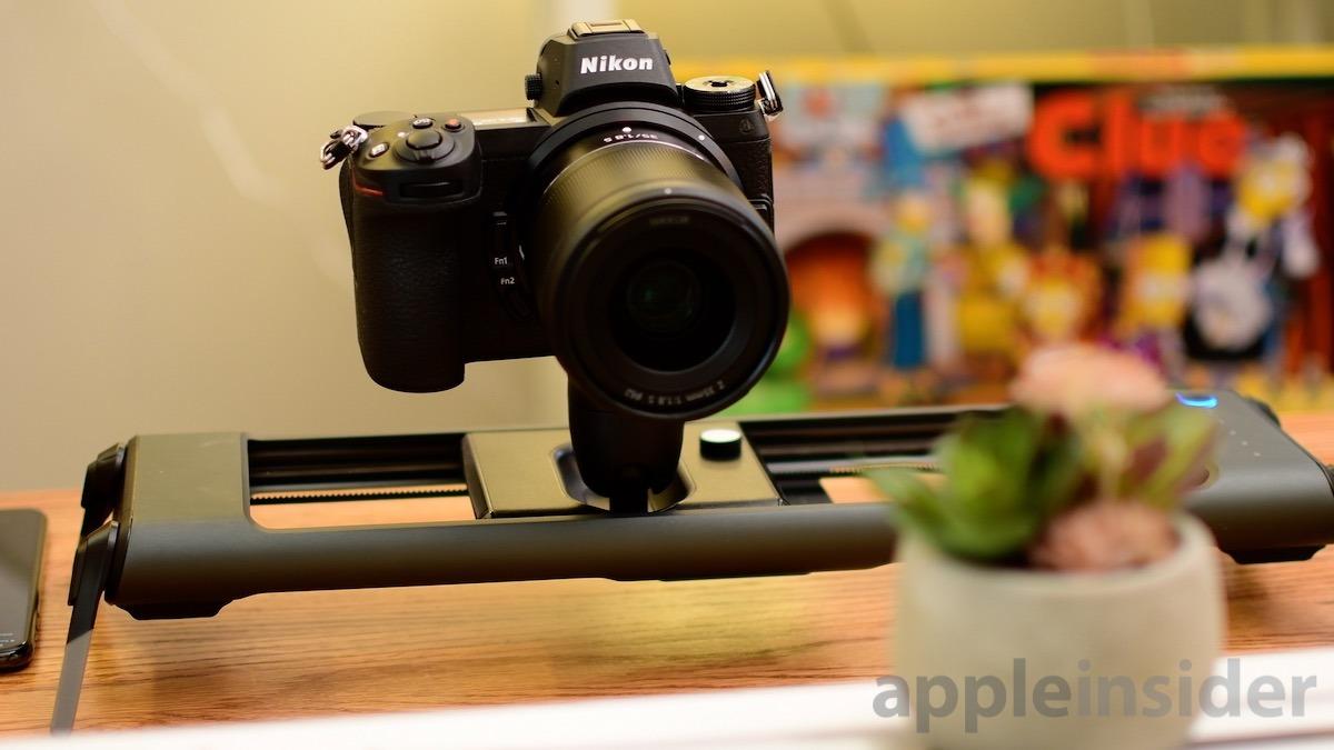 ROV Pro with Nikon Z7