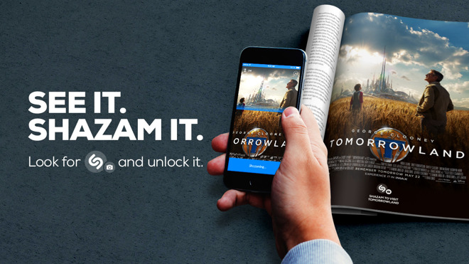 Why did Apple spend $400M to acquire Shazam?