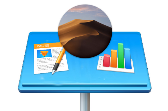 macOS Mojave adds new features to Apple's Pages, Numbers and