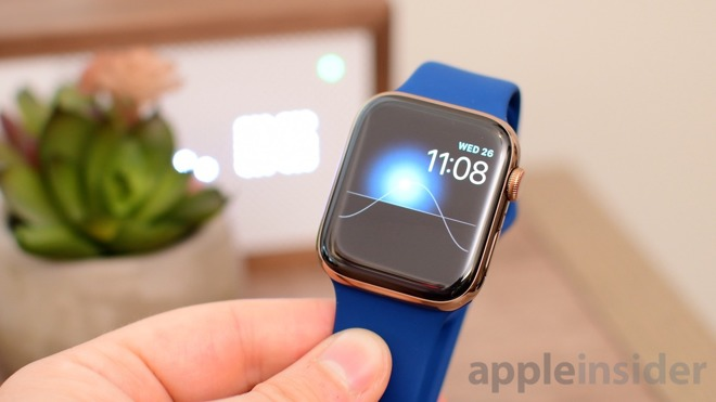the best attitude cf574 ab605 Review: Apple Watch Series 4 is the full realization of what a ...
