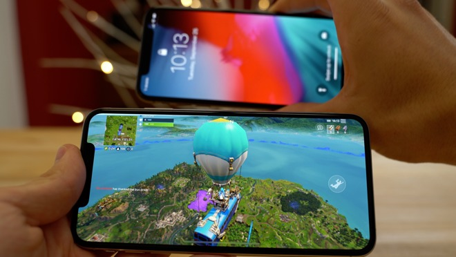How to update fortnite on iphone 6s plus screen off