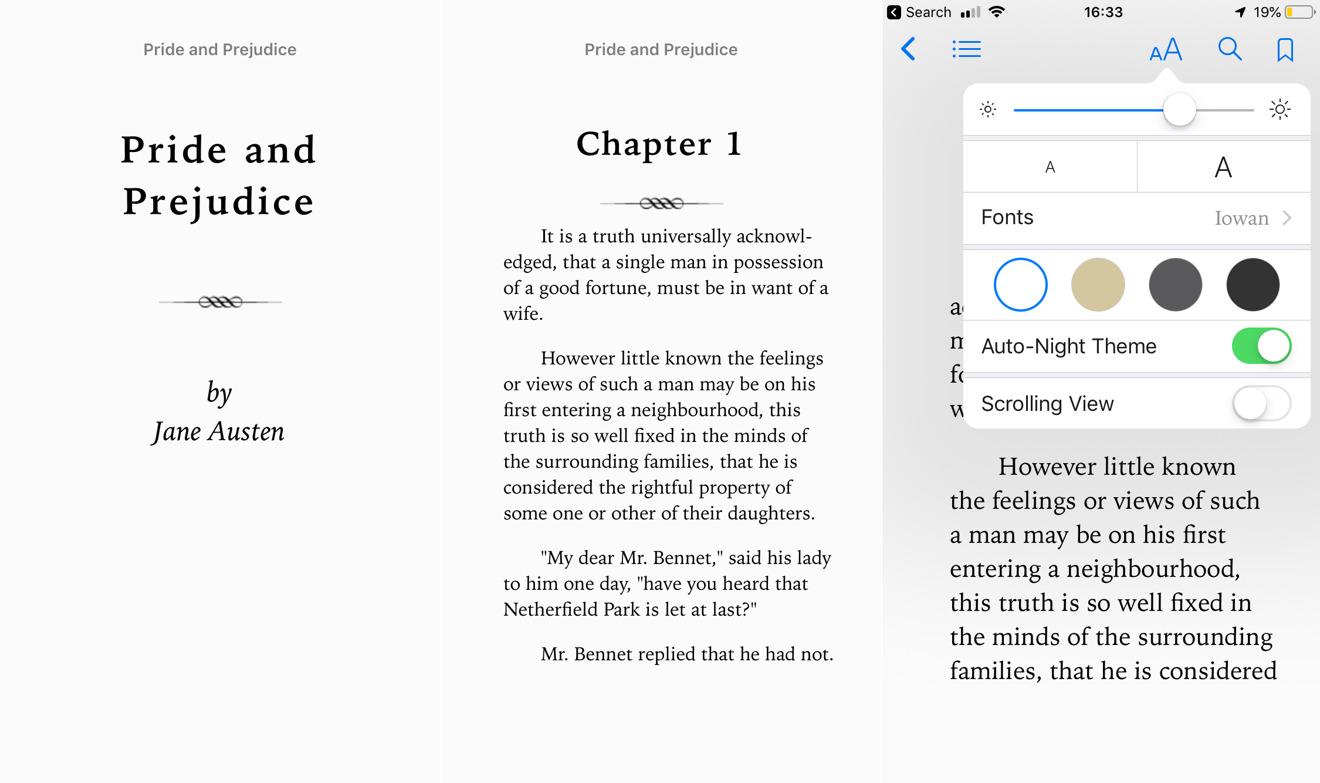 Jane Austen's Pride and Prejudice on Apple Books on iPhone