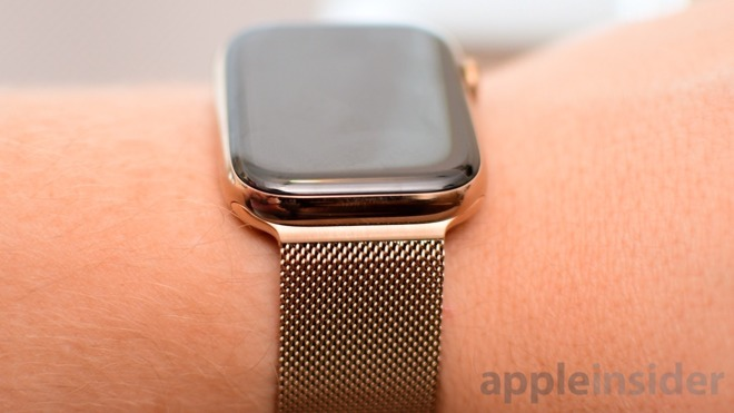 Hands On With Apples Ornate Gold Milanese Loop For The Apple Watch