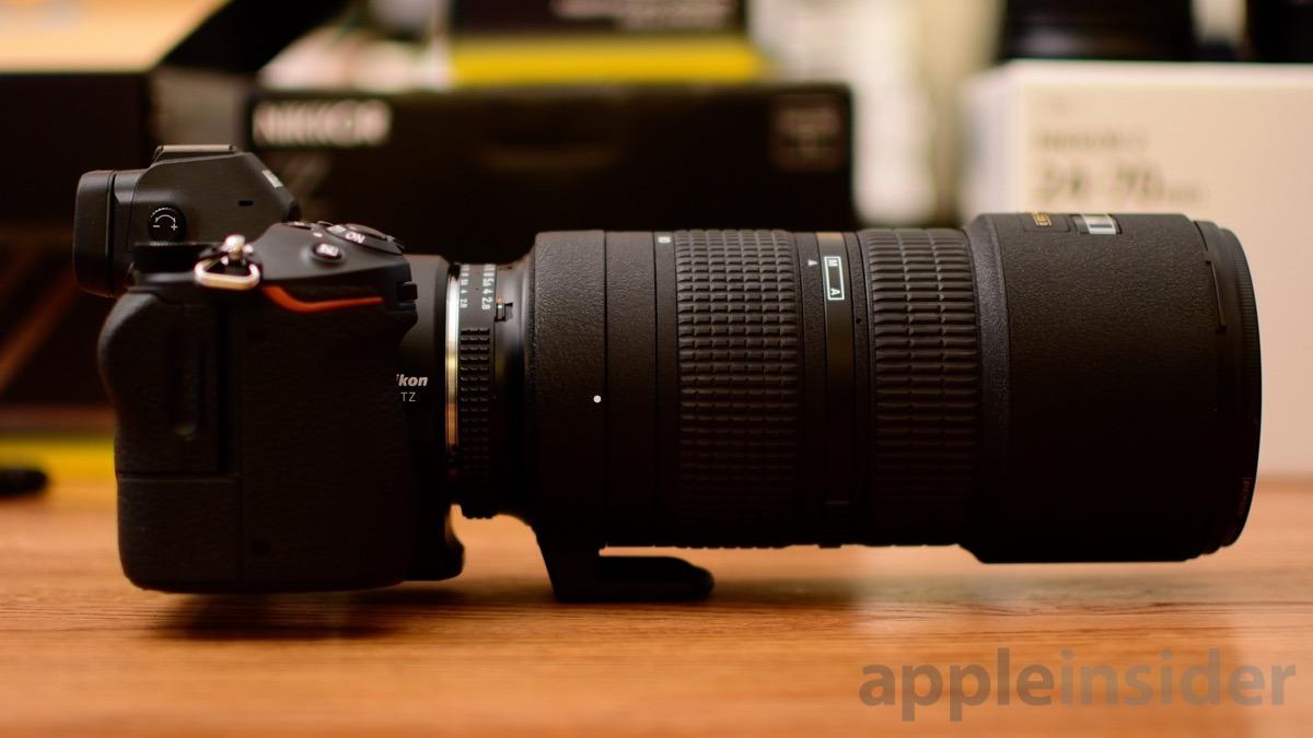 Nikon Z7 Mirrorless Lens