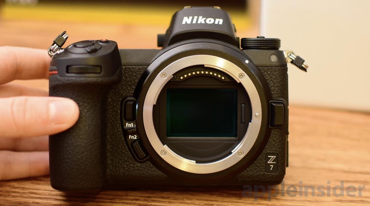 Nikon Z7 Mirrorless Body