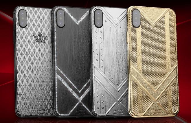 on sale 7dda1 d51e8 A 'Maximum fine gold' custom iPhone XS Max will cost you over $15,000