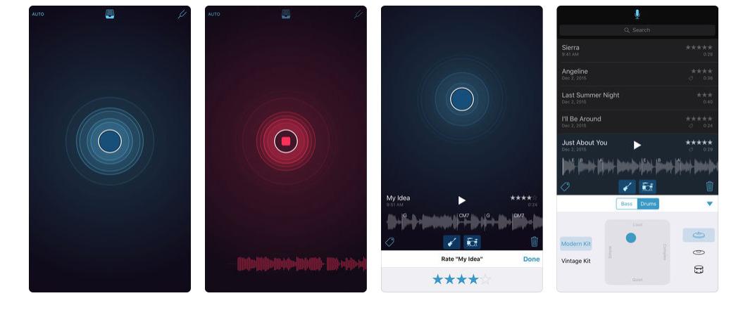 Apple's Music Memos