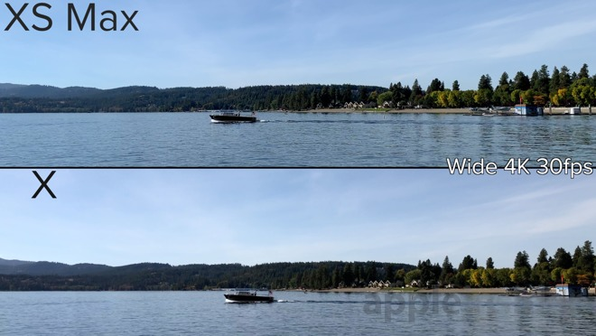 newest e57b1 5aabc Compared: iPhone XS Max video quality trounces iPhone X