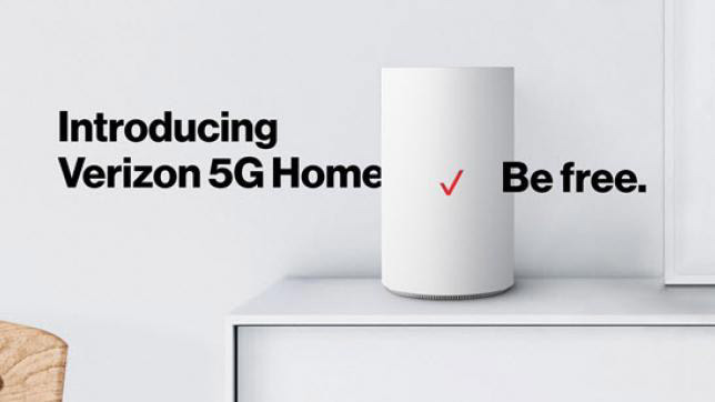 Verizon 5G Home internet service goes live with free Apple TV offer