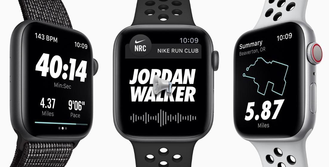 Apuesta Desprecio comerciante  Apple Watch Nike+ Series 4 out now, limited supplies at retail |  AppleInsider