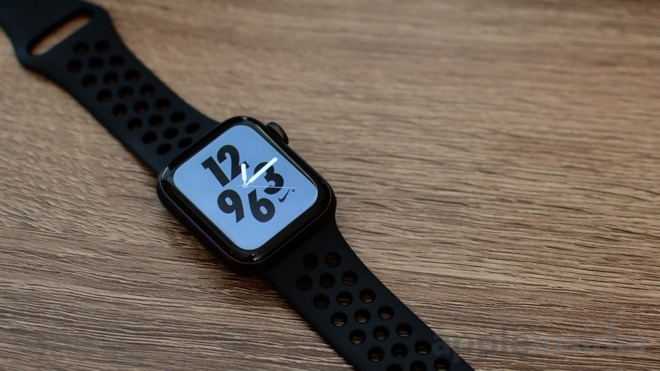 tiburón Evacuación Misterio  Hands on with the Nike+ Apple Watch Series 4 | AppleInsider