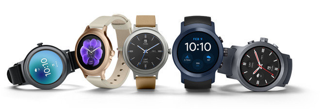 A range of Android Watches