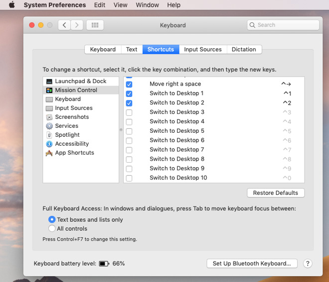 How to use Spaces, Apple's mostly ignored macOS Mojave productivity