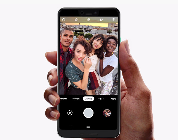photo image Google's Pixel 3 is a third strike for hapless HTC and LG