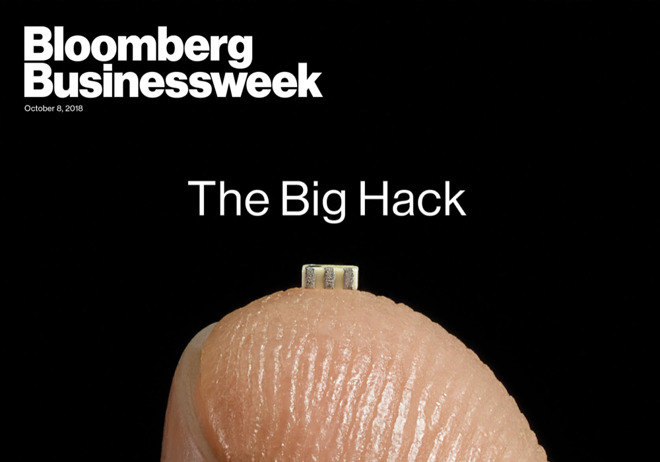 Before China iCloud spy chip allegations, Bloomberg