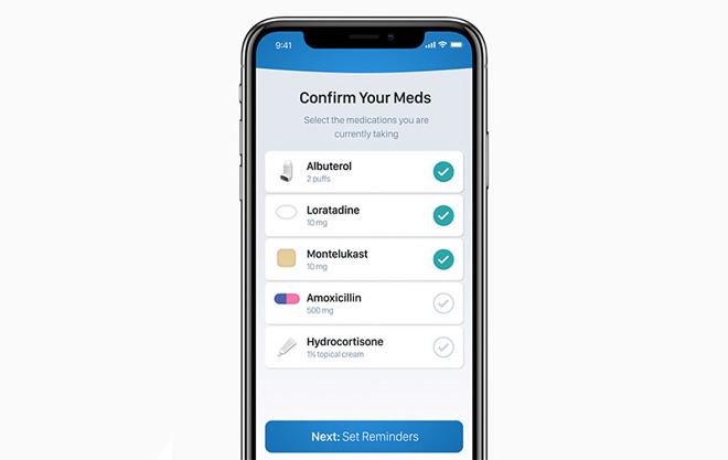 Medisafe integration with Apple's Health Records brings easy