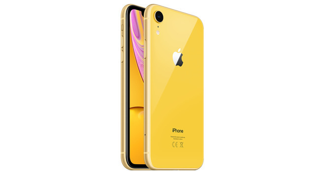 brand new 7810c 6a64e Apple's iPhone XR will launch with an official clear plastic case
