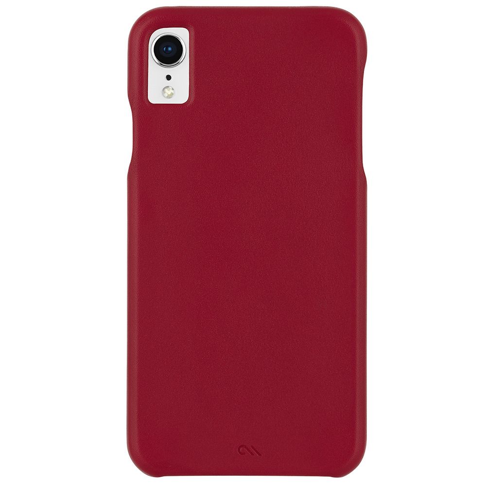 Case-Mate Barely There Leather case for Apple iPhone