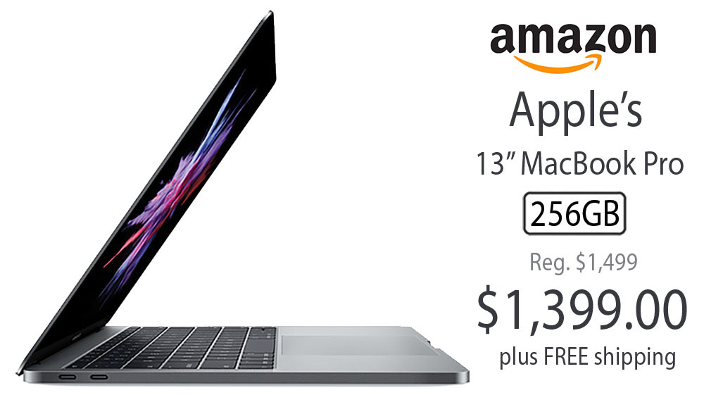 Apple 13 inch MacBook Pro with function keys on sale