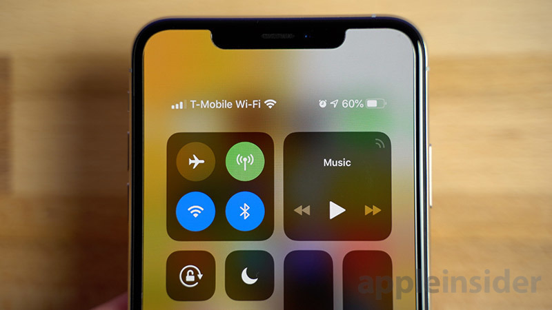 iPhone XS Max Battery Life