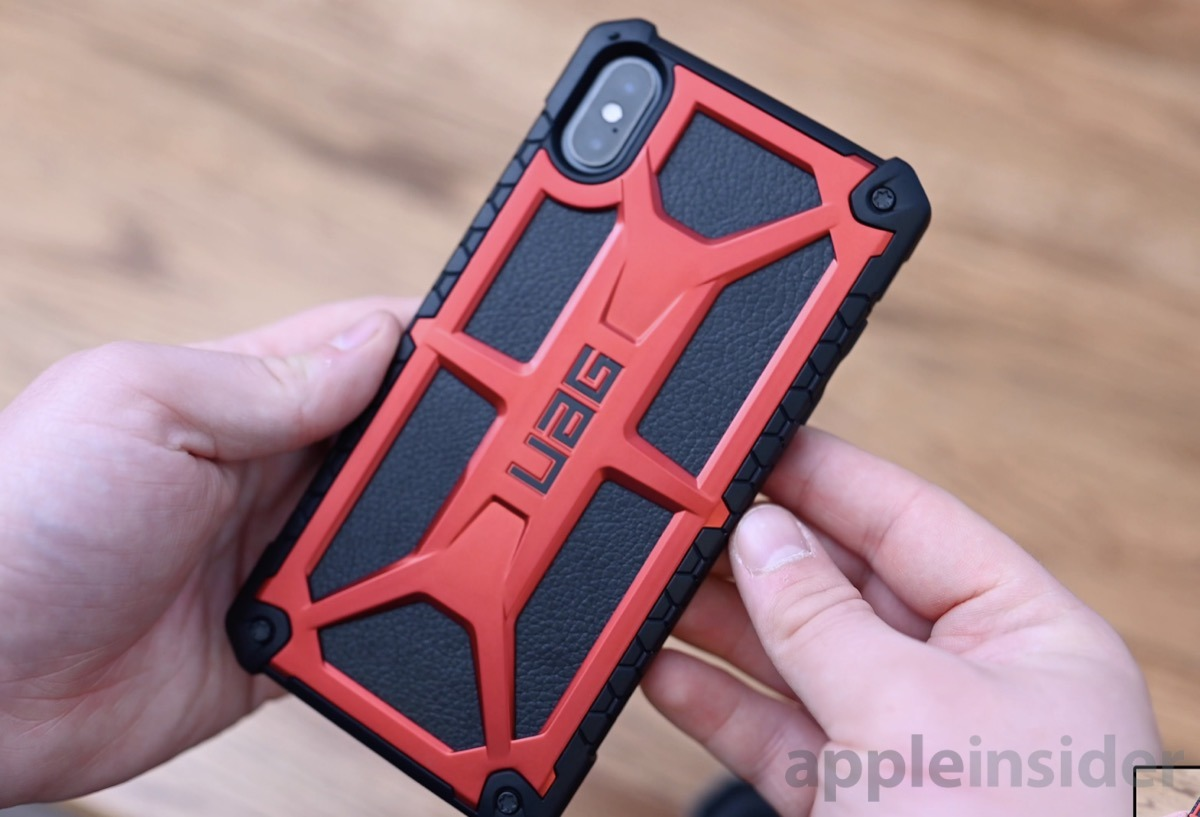 UAG Crimson Monarc case
