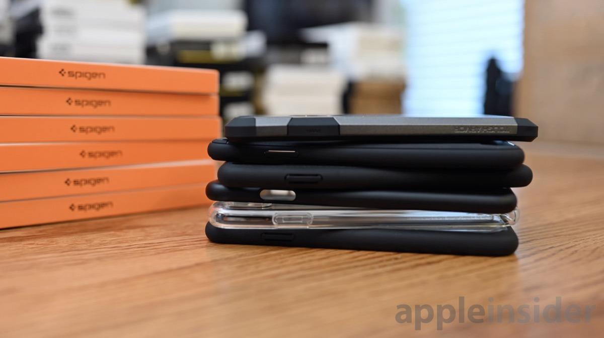 Spigen iPhone XS Max cases