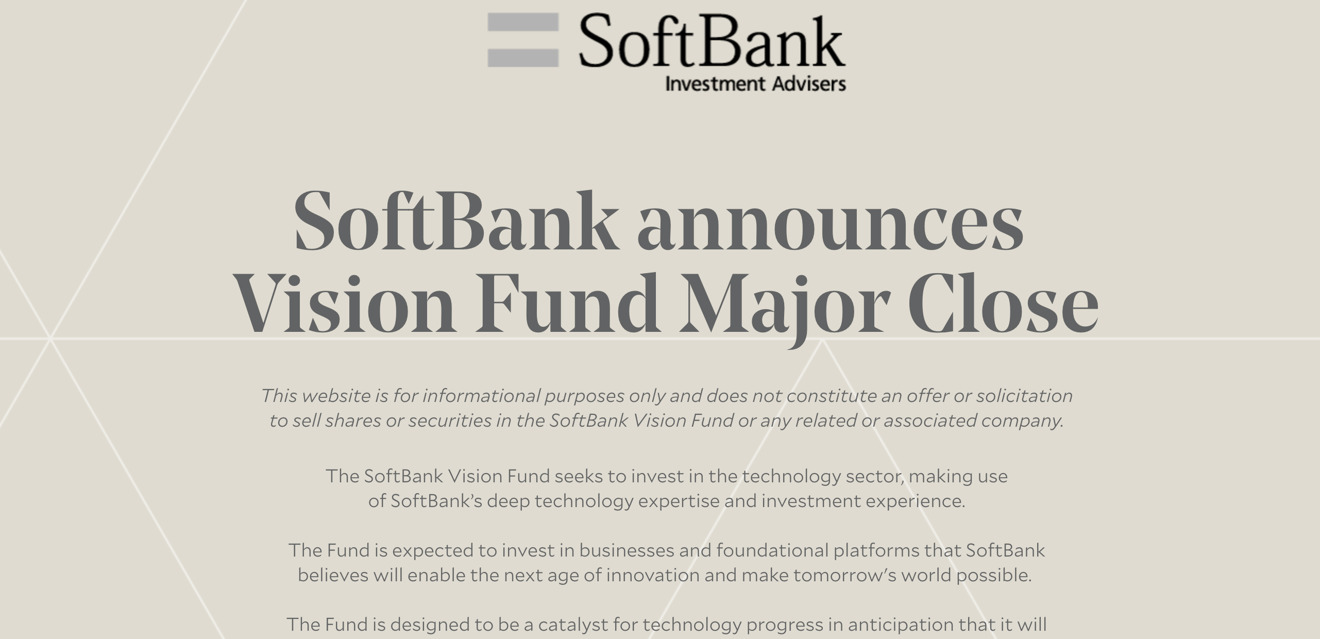 The Vision Fund