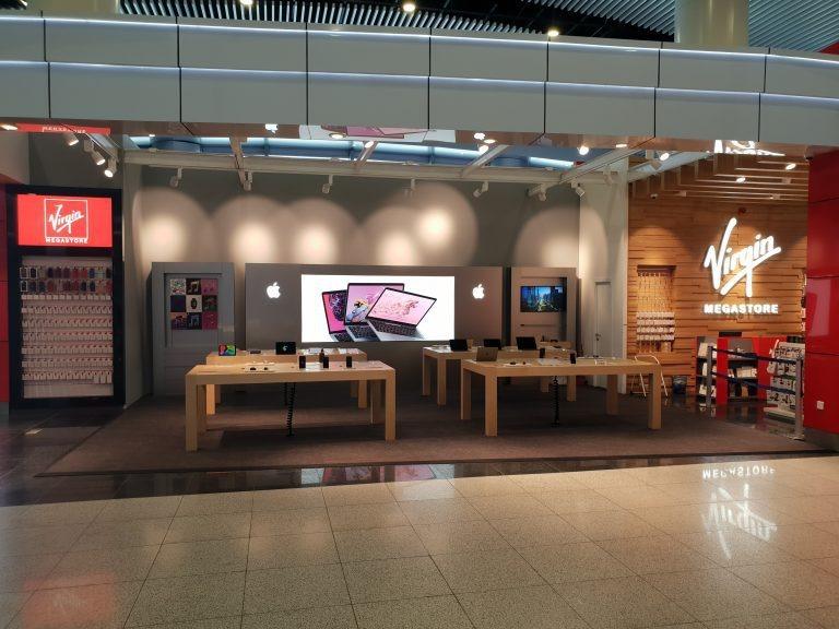 Apple's 'Store' in Riyadh