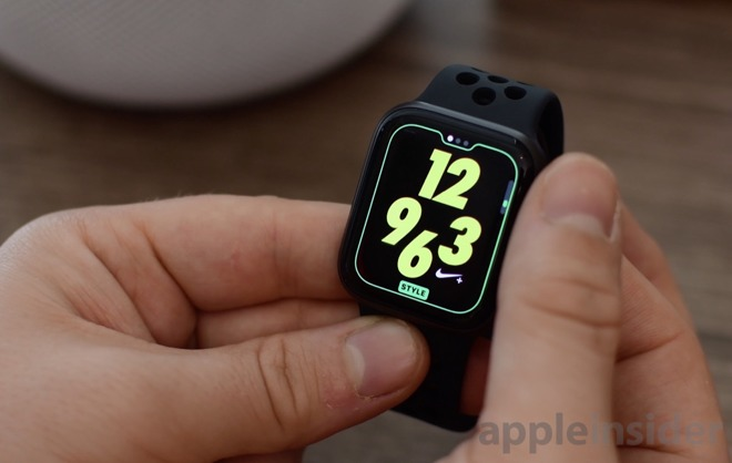 These are the top features of the Nike+ Apple Watch Series 4