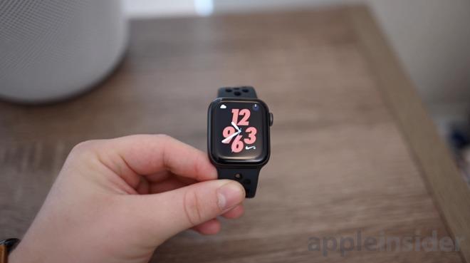 apple watch 4 nike release date