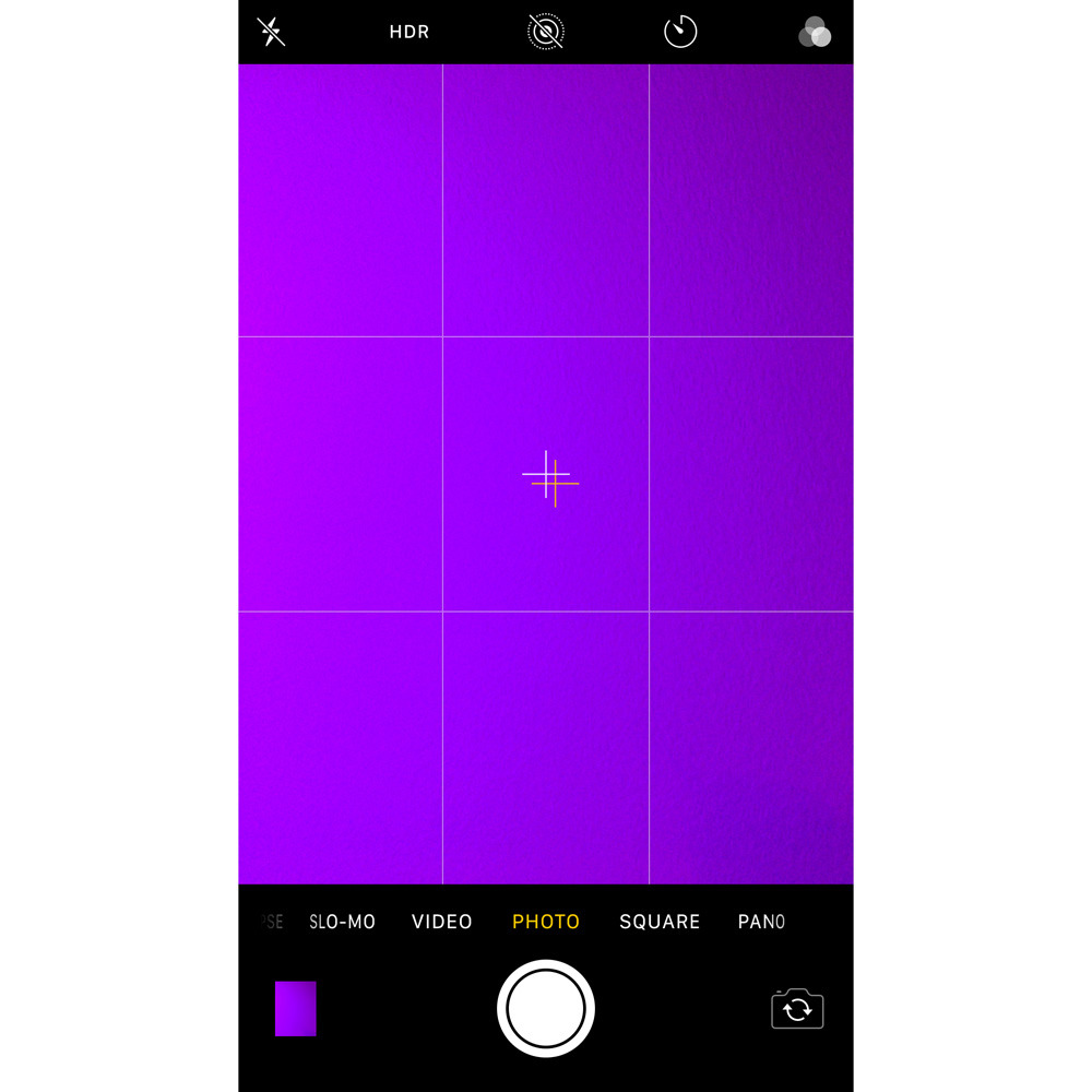 How to use the built-in level in the iOS 12 Camera app