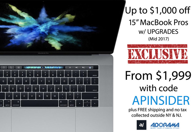 Buy Macbook Pro No Tax