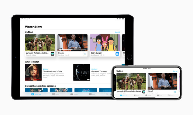 Apple aims to launch TV service in 100+ countries, US debut