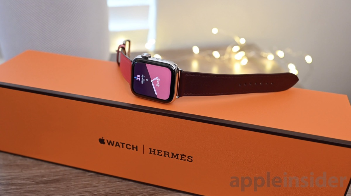 01c01823dd98 Hermes Apple Watch Series 4 review  Apple s luxury wearable impresses