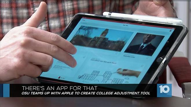 My OSU app