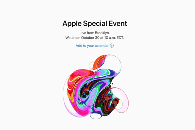 Apple is Announcing New Stuff Tomorrow