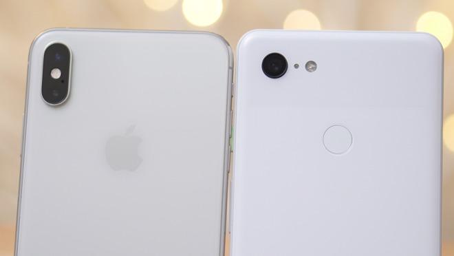 Comparing photography: iPhone XS Max versus Google Pixel 3 XL