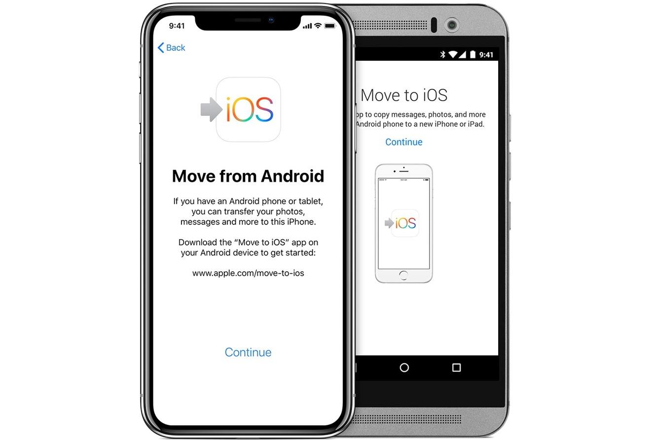 How To Transfer Data From An Android Phone To An Iphone Using Apple S Move To Ios App Appleinsider