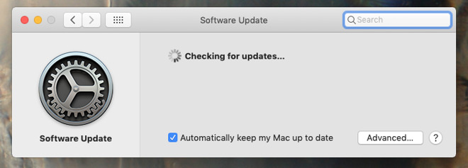 MacOS Mojave 10 14 1 update brings Group FaceTime, other bug
