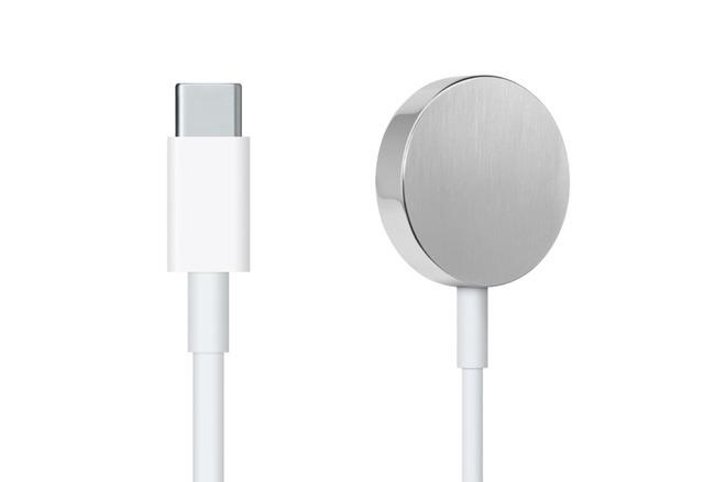 Apple Watch USB-C charging puck