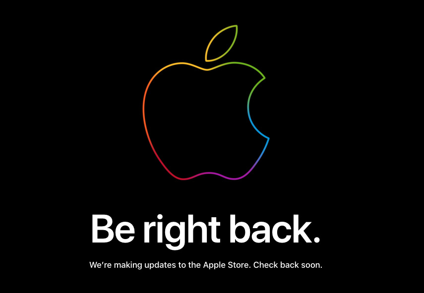 Online Apple store goes down ahead of iPad Pro and Mac special event