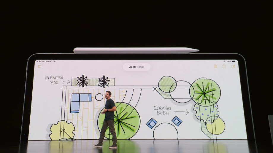 New Apple Pencil For Ipad Pro Arrives With Touch Controls