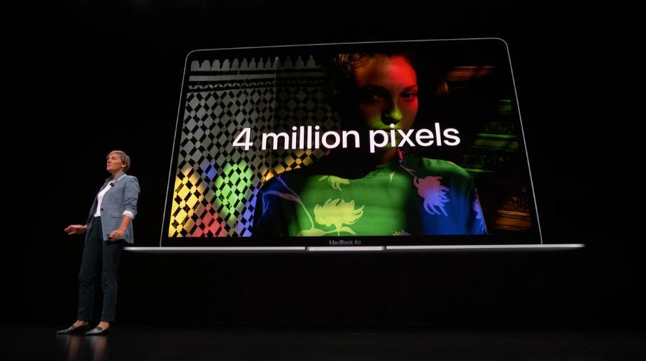 2018 MacBook Air Retina display