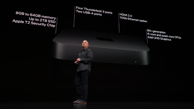 Apple's new Mac mini finally arrives with 5X performance