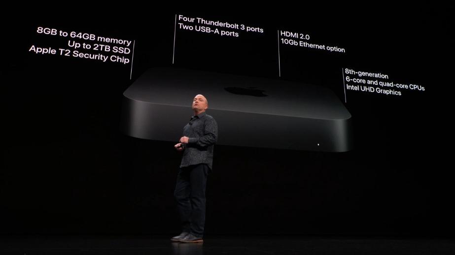 2018 Mac Mini Specs