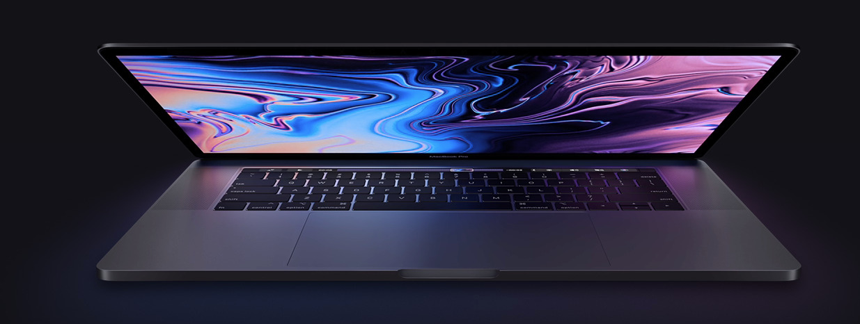 Top of the range MacBook Pro